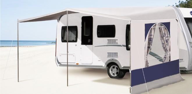 Toldo playero alboran avances para caravana y autocaravana for Toldos para caravanas